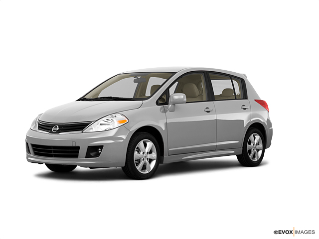 2010 Nissan Versa Vehicle Photo in Hudsonville, MI 49426