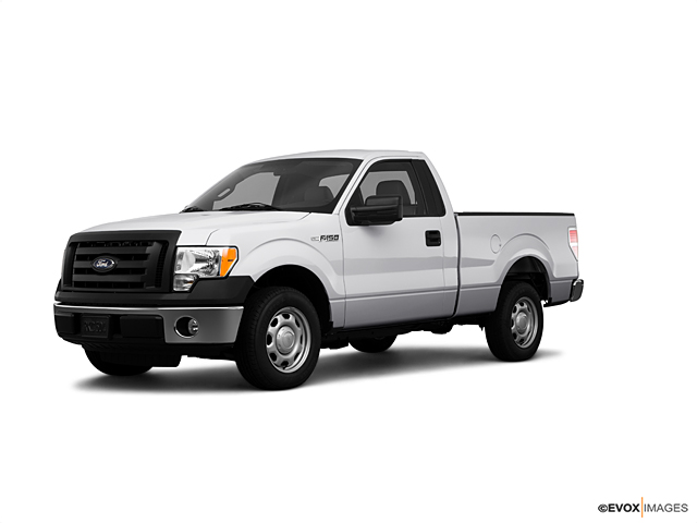 2010 Ford F-150 Vehicle Photo in Enid, OK 73703