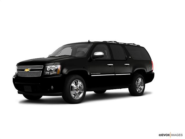2010 Chevrolet Suburban Vehicle Photo in Neenah, WI 54956-3151