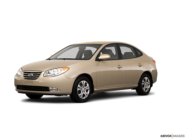 2010 Hyundai Elantra Vehicle Photo in Akron, OH 44320