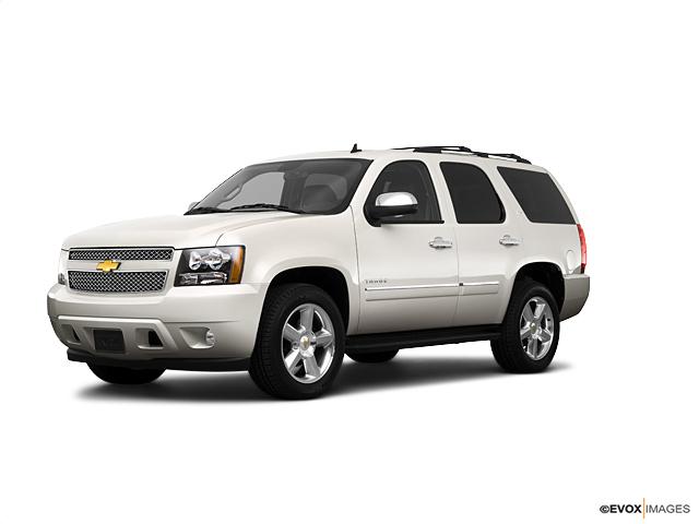 2010 Chevrolet Tahoe Vehicle Photo in Midland, TX 79703
