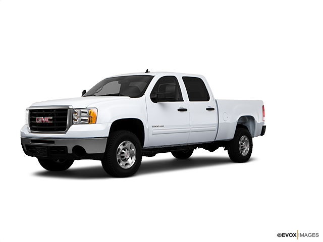 2010 GMC Sierra 2500HD Vehicle Photo in Colorado Springs, CO 80905