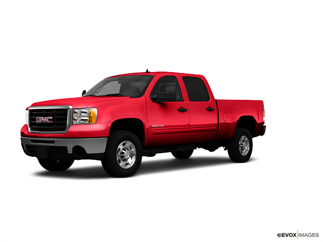 2010 GMC Sierra 2500HD Vehicle Photo in Helena, MT 59601