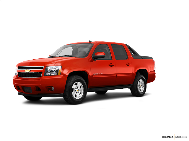 2010 Chevrolet Avalanche Vehicle Photo in Massena, NY 13662