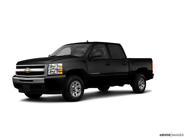 2010 Chevrolet Silverado 1500 Vehicle Photo in Helena, MT 59601