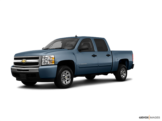 2010 Chevrolet Silverado 1500 Vehicle Photo in Twin Falls, ID 83301