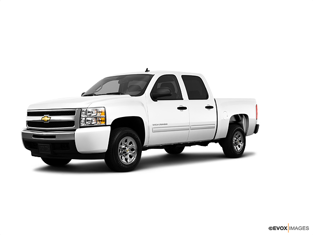 2010 Chevrolet Silverado 1500 Vehicle Photo in Enid, OK 73703