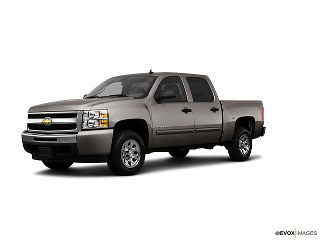 2010 Chevrolet Silverado 1500 Vehicle Photo in Anchorage, AK 99515