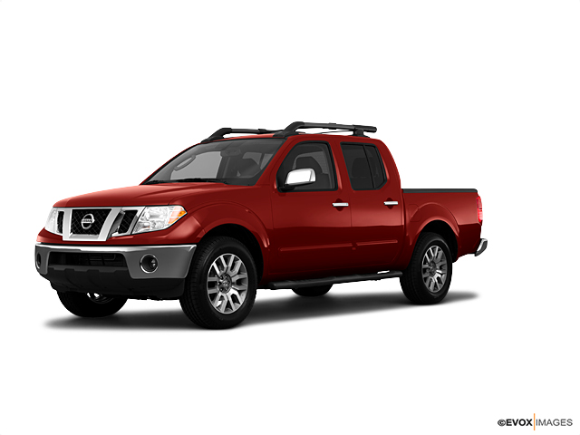 2010 Nissan Frontier Vehicle Photo in Houston, TX 77090