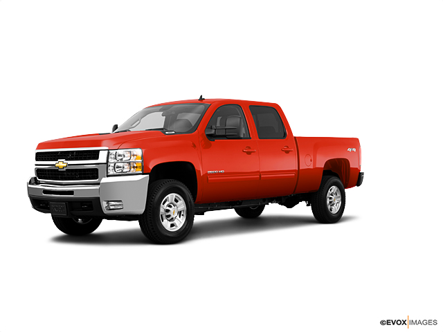2010 Chevrolet Silverado 2500HD Vehicle Photo in Boston, NY 14025
