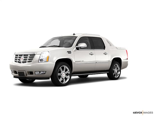 2010 Cadillac Escalade EXT Vehicle Photo in Menomonie, WI 54751