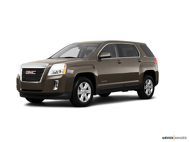 2010 GMC Terrain Vehicle Photo in Cape May Court House, NJ 08210