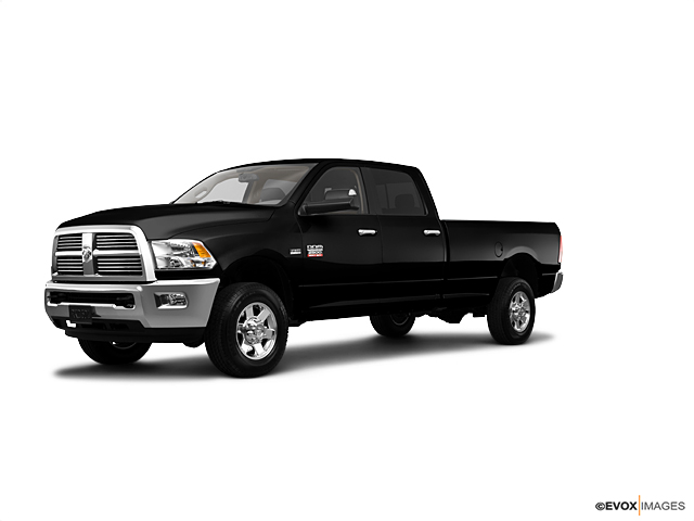 2010 Dodge Ram 2500 Vehicle Photo in San Angelo, TX 76903