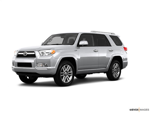 2010 Toyota 4Runner Vehicle Photo in Knoxville, TN 37912