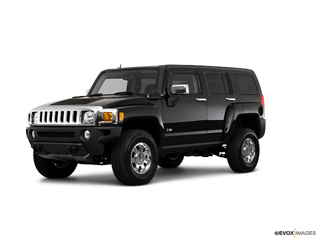 2010 HUMMER H3 SUV Vehicle Photo in Akron, OH 44320