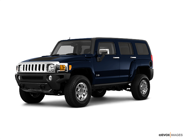 2010 HUMMER H3 SUV Vehicle Photo in Anchorage, AK 99515