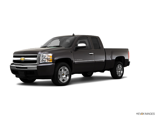 2010 Chevrolet Silverado 1500 Vehicle Photo in Owensboro, KY 42303