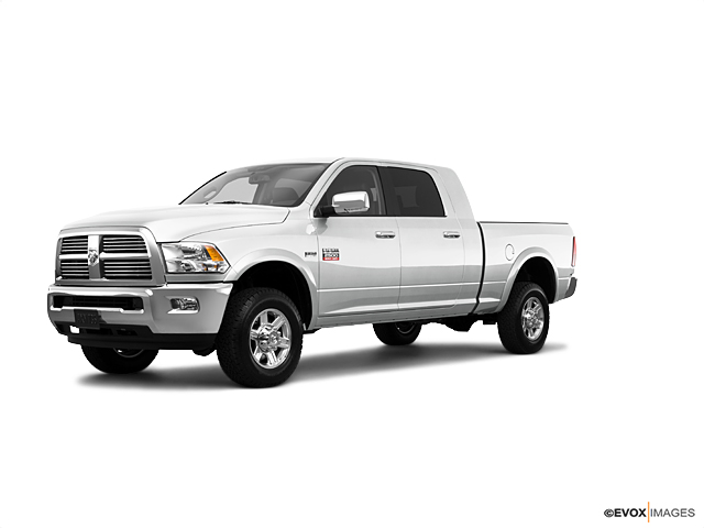 2010 Dodge Ram 2500 Vehicle Photo in Spokane, WA 99207