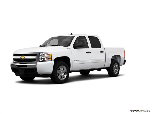 2010 Chevrolet Silverado 1500 Hybrid Vehicle Photo In London Oh 43140