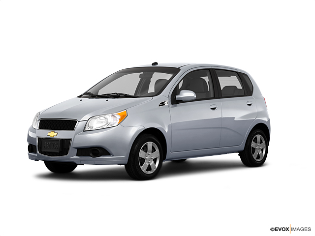 2010 Chevrolet Aveo For Sale In Scottsbluff Kl1td6de7ab089718