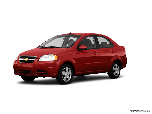 2010 Chevrolet Aveo Vehicle Photo in Bend, OR 97701