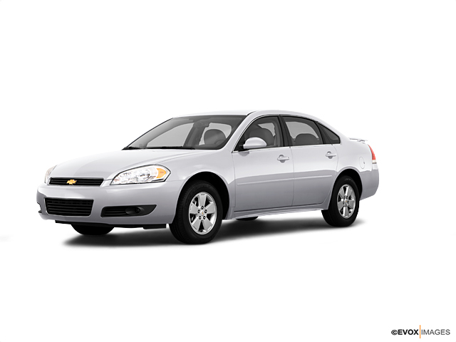 2010 Chevrolet Impala Vehicle Photo in Spokane, WA 99207