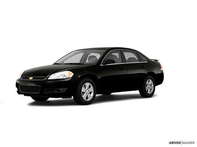 2010 Chevrolet Impala Vehicle Photo in Manhattan, KS 66502