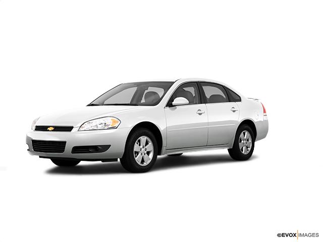 2010 Chevrolet Impala Vehicle Photo in Midlothian, VA 23112