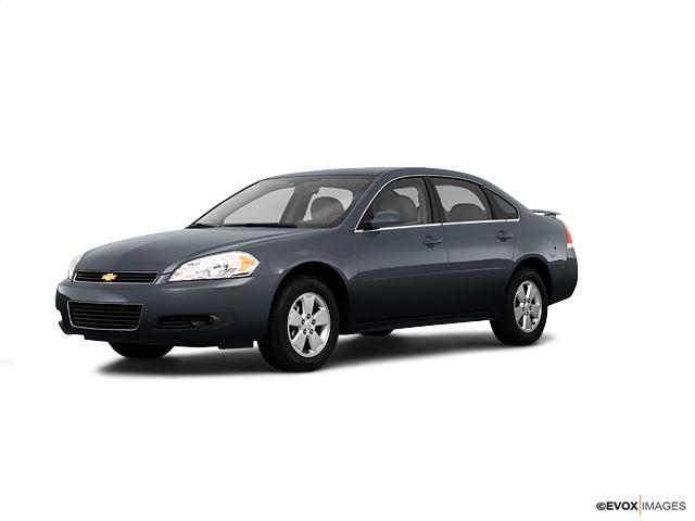 2010 Chevrolet Impala Vehicle Photo in Reese, MI 48757