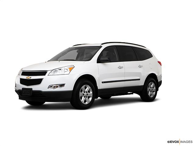 2010 Chevrolet Traverse Vehicle Photo in Kansas City, MO 64114