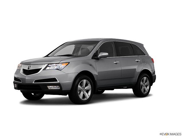 2010 Acura MDX Vehicle Photo in Austin, TX 78759
