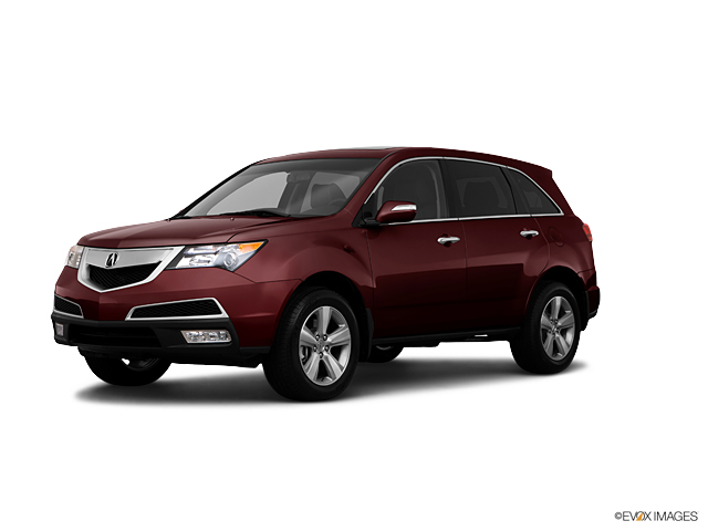 2010 Acura MDX Vehicle Photo in Grapevine, TX 76051