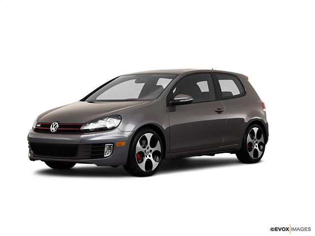 2010 Volkswagen GTI Vehicle Photo in Colorado Springs, CO 80905