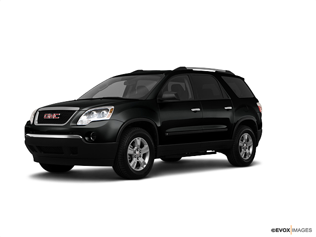 2010 GMC Acadia Vehicle Photo in Oak Lawn, IL 60453-2517