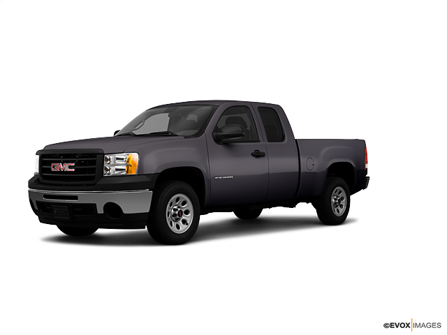 2010 GMC Sierra 1500 Vehicle Photo in Depew, NY 14043