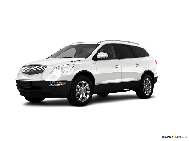 2010 Buick Enclave Vehicle Photo in Houston, TX 77074