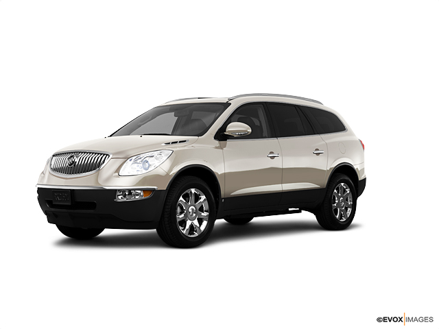 2010 Buick Enclave Vehicle Photo in Medina, OH 44256