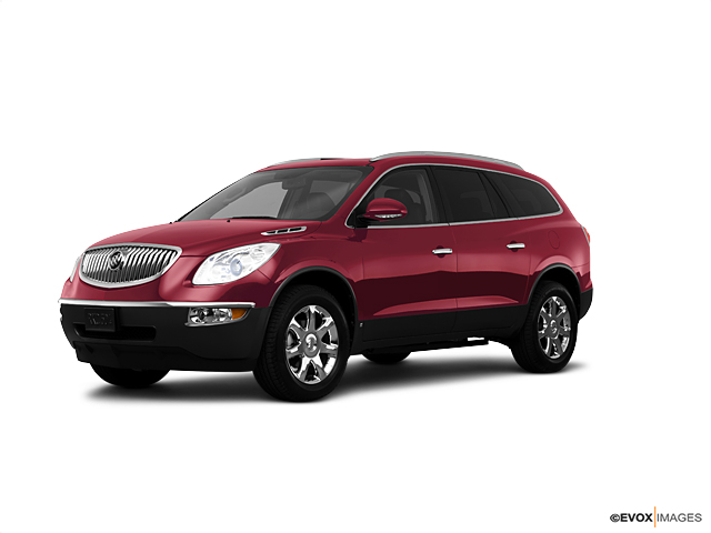 2010 Buick Enclave Vehicle Photo in Warren, OH 44483