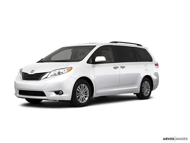 2011 Toyota Sienna Vehicle Photo in Franklin, TN 37067