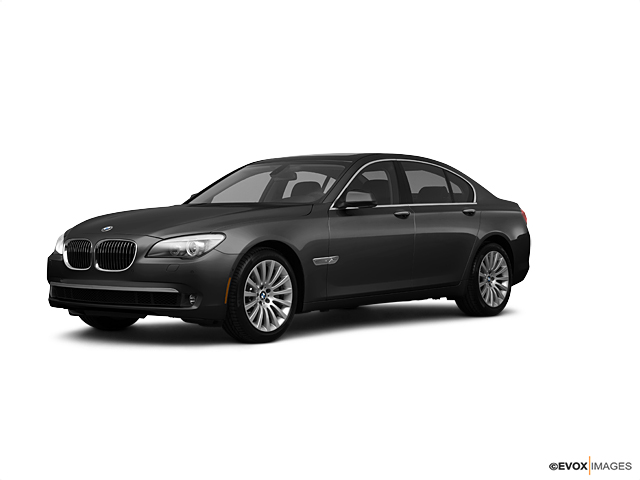 2011 BMW 750i xDrive Vehicle Photo in Greeley, CO 80634