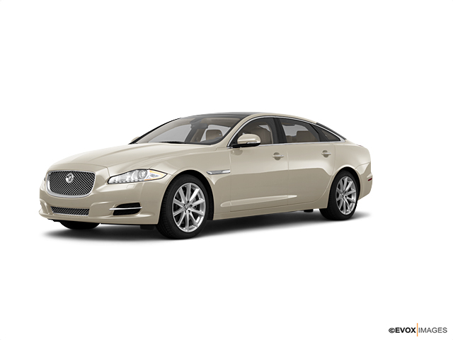 2011 Jaguar XJ Vehicle Photo in Charlotte, NC 28227