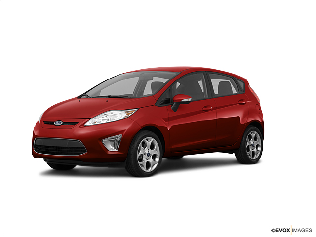 2011 Ford Fiesta Vehicle Photo in Joliet, IL 60435