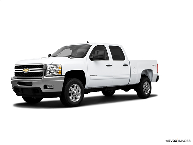 2011 Chevrolet Silverado 2500HD Vehicle Photo in Colorado Springs, CO 80905