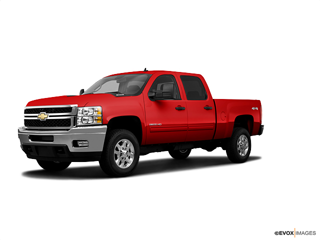 2011 Chevrolet Silverado 2500HD Vehicle Photo in Moon Township, PA 15108