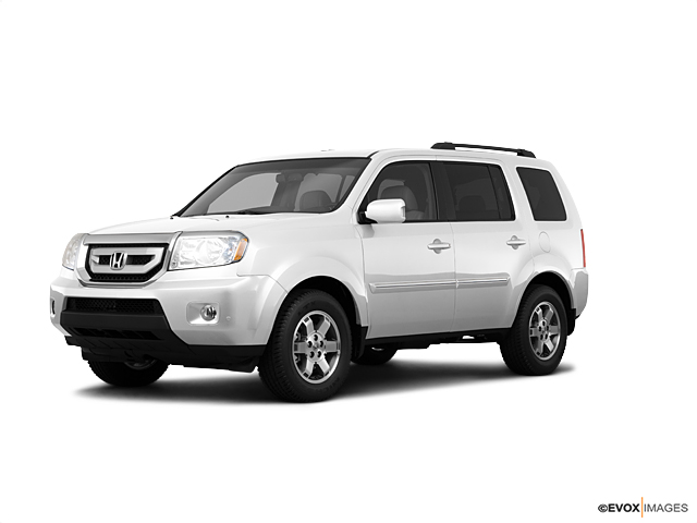 2011 Honda Pilot Vehicle Photo in Bloomington, IN 47403