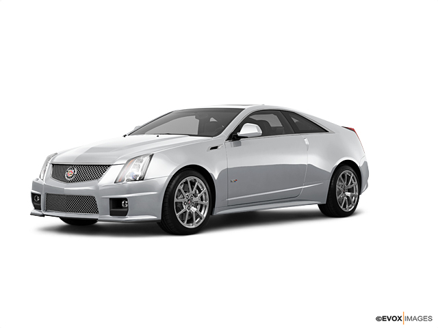 2011 Cadillac CTS-V Coupe Vehicle Photo in Austin, TX 78759