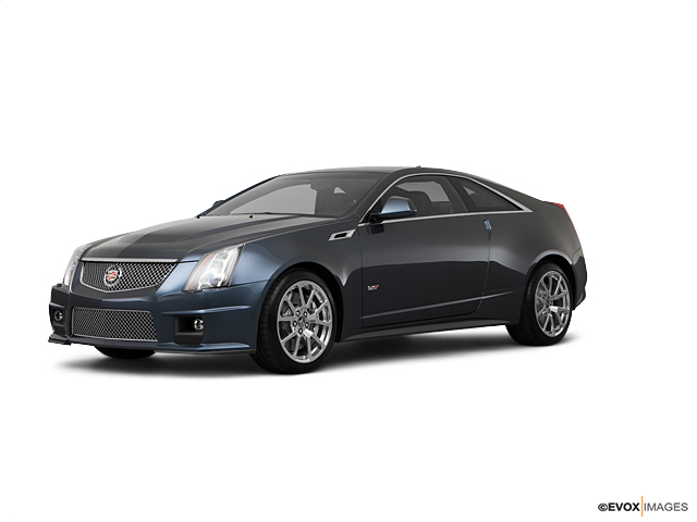 2011 Cadillac CTS-V Coupe Vehicle Photo in Madison, WI 53713