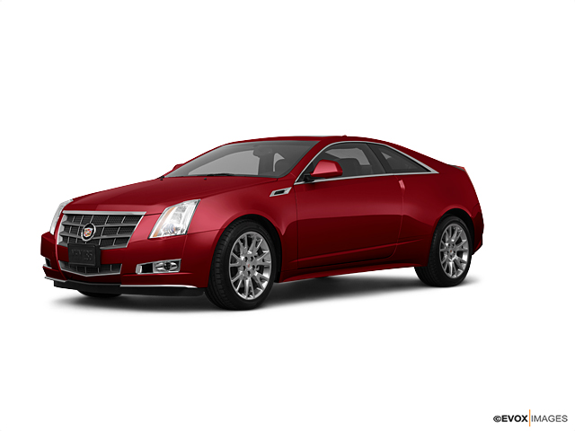 2011 Cadillac CTS Coupe Vehicle Photo in Merriam, KS 66203