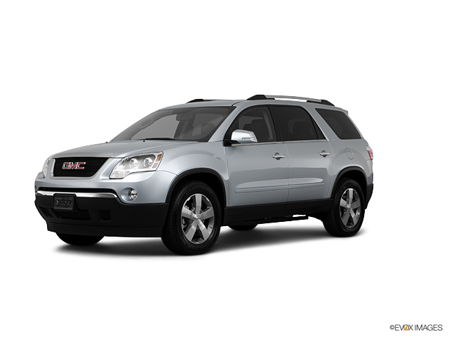 2011 GMC Acadia Vehicle Photo in Newton Falls, OH 44444