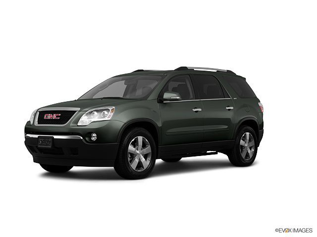 2011 GMC Acadia Vehicle Photo in Akron, OH 44320